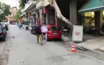 Νέα επιχείρηση στην πλατεία Εξαρχείων, πέντε συλλήψεις για ναρκωτικά