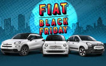 Black Friday 2019: Μοναδικές προσφορές από την Fiat