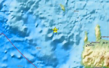 Ισχυρός σεισμός σε Κρήτη - Κύθηρα: Δεν έχουν δεχθεί κλήσεις για ζημιές οι αρχές