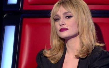 Τα δάκρυα της Ελεονώρας Ζουγανέλη στον αέρα του The Voice