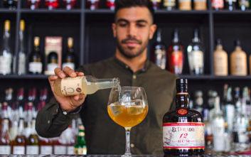 Ελληνική δημιουργία το εορταστικό cocktail του κορυφαίου ρούμι El Dorado