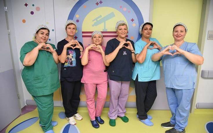 Μια ανάσα από τα 3 εκατ. ευρώ η συνεισφορά της «Ομάδας Προσφοράς ΟΠΑΠ» στα παιδιατρικά νοσοκομεία