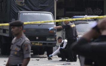 Φοιτητής ο βομβιστής αυτοκτονίας στην Ινδονησία