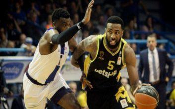 Basket League: Ηρακλής - ΑΕΚ 68-77