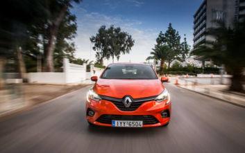 Το νέο Renault Clio στην «Αυτοκίνηση 2019»