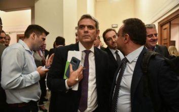 Καραγκούνης: Αξιοπερίεργο που ο κ. Φρουζής κατέθεσε χθες για πρώτη φορά
