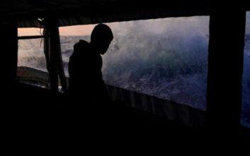 Διασωθείς μετανάστης: «Θα προτιμούσα να πεθάνω στη θάλασσα παρά να επιστρέψω στη Λιβύη»