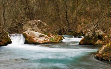 Ο ποταμός που το όνομά του συνδέεται με τον μύθο για το νεογέννητο Δία