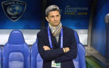 Ο Λουτσέσκου κατέκτησε το ασιατικό Champions League