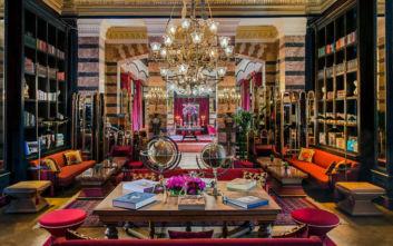Το ξενοδοχείο-κόσμημα της Κωνσταντινούπολης