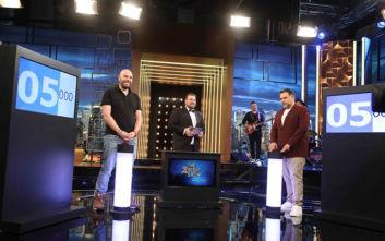 The 2Night Show: «Άγριες Μέλισσες» και «Final Four» στο πλατό του Αρναούτογλου