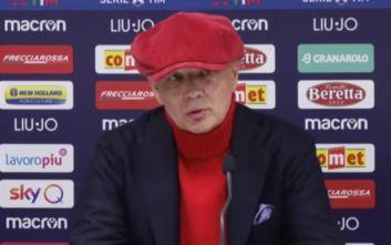 Συγκλονίζει ο Μιχαΐλοβιτς: Έκλαψα πολύ, η γυναίκα μου έχει μεγαλύτερα... καρύδια από μένα