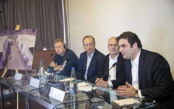 Θεσσαλονίκη: Μέχρι τις αρχές Φεβρουαρίου θα είναι έτοιμα τα «χολιγουντιανά» στούντιο