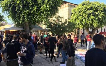 Πολυτεχνείο: Κινητοποιήσεις φοιτητών στα Χανιά