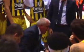 Άγριο ξέσπασμα Ομπράντοβιτς με βρισιές στους παίκτες του: Άντε γαμ@@@@τε όλοι
