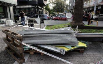 Νέα εισβολή με αυτοκίνητο σε κατάστημα στο Περιστέρι