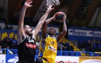 Basket League: Περιστέρι - ΠΑΟΚ 80-75