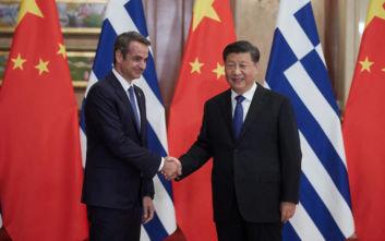 Έλληνες πρωθυπουργοί που βρέθηκαν στο δρόμο του μεταξιού