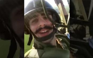 Αθώος ο καταδρομέας που τραγούδησε το «Μακεδονία ξακουστή»