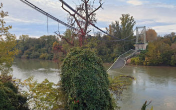 Κατάρρευση γέφυρας στη Γαλλία, μια 15χρονη νεκρή