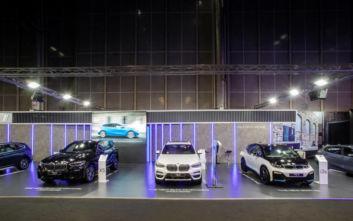 Εντυπωσιακή παρουσία BMW και Mini στην Αυτοκίνηση 2019