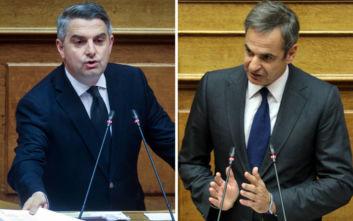 Ώρα του πρωθυπουργού: Ερώτηση Κωνσταντινόπουλου για τα απορρίμματα στην Πελοπόννησο