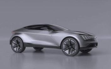 Kia Futuron Concept: Από την Κορέα με πολύ φαντασία
