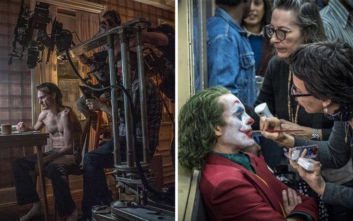 Joker: Φωτογραφίες από τα γυρίσματα της ταινίας-φαινόμενο, αποστεωμένος ο Χοακίν Φίνιξ