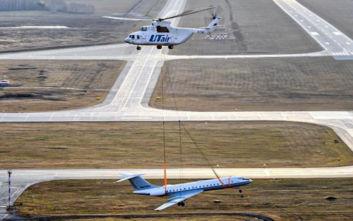 Δείτε τι μπορεί να κάνει ο ρωσικός «Κολοσσός», το μεγαλύτερο ελικόπτερο του κόσμου