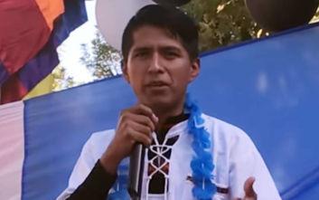 Βολιβία: Ένας 29χρονος δείχνει φαβορί για να αντικαταστήσει τον Έβο Μοράλες
