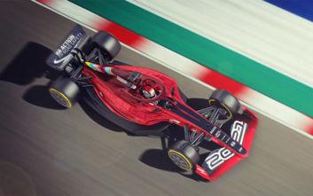 Formula 1: Πολύ πιο «επιθετικά» τα μονοθέσια από το 2021