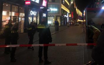Συναγερμός στη Χάγη για επίθεση με μαχαίρι και τραυματίες: Οι πρώτες εικόνες