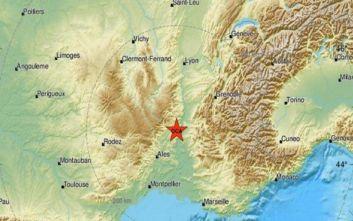 Ισχυρός σεισμός στη Γαλλία