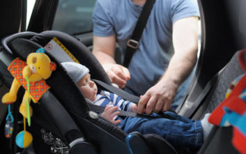 «Πιο υπεύθυνοι οι οδηγοί όταν έχουν τα παιδιά στο αυτοκίνητο»
