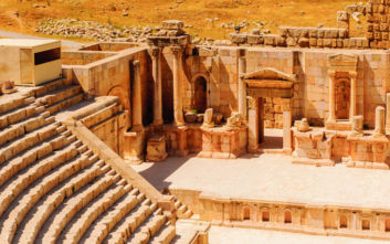 Επίθεση με μαχαίρι κατά τουριστών στην Ιορδανία