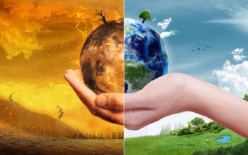 Ανησυχούν για την κλιματική αλλαγή οι Ευρωπαίοι