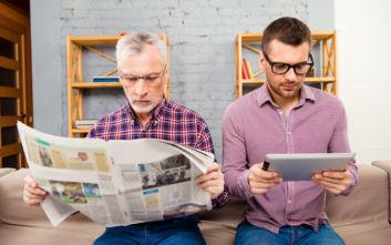 Να γιατί οι παλιότερες γενιές θεωρούν ότι οι νέοι υπολείπονται σε όλα