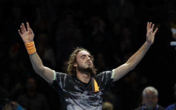 Στέφανος Τσιτσιπάς: Στον τελικό με ανατροπή επί του Τζόκοβιτς