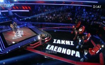 The Voice: Κι όμως, πέρασαν όλες στα battles – Steal από τον Σάκη και την Ελεωνόρα