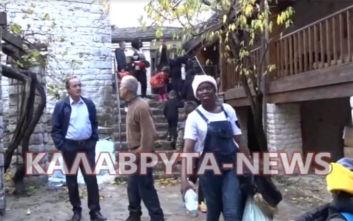 Μετανάστες και πρόσφυγες δεν άντεξαν λεπτό στο μοναστήρι που παραχώρησε η εκκλησία