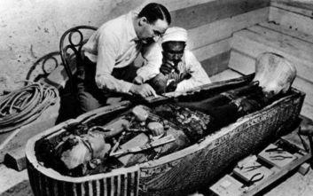Σαν σήμερα το 1922 ανακαλύφθηκε ο τάφος του Φαραώ Τουταγχαμών