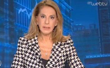 Σε συζητήσεις με τον τηλεοπτικό σταθμό Open βρίσκεται η Όλγα Τρέμη