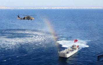 Τούρκοι και Πακιστανοί βγήκαν... παρέα στην Ανατολική Μεσόγειο