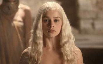 Εμίλια Κλαρκ: Η αποκάλυψη για τις γυμνές σκηνές στο Game of Thrones
