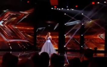 X-Factor: Η σέξι εμφάνιση της Δέσποινας Βανδή και η αναφορά στον Γιάννη Σπανό