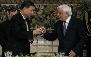 Στο Μουσείο της Ακρόπολης ο Κινέζος Πρόεδρος Σι Τζινπίνγκ