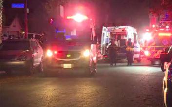 Πυροβολισμοί στην Καλιφόρνια: Τέσσερις νεκροί, άφαντος ο ένοπλος