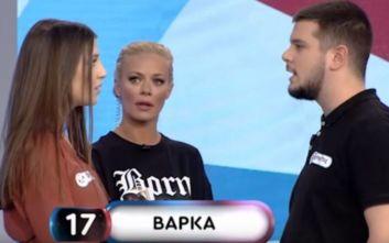 Ρουκ Ζουκ: Η ατάκα της παίκτριας που άφησε κόκκαλο τη Ζέτα Μακρυπούλια