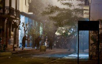 Ανάληψη ευθύνης για τις επιθέσεις το βράδυ της Παρασκευής: Θα κάνουμε Εξάρχεια όλη την πόλη
