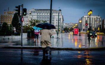 Κακοκαιρία Διδώ: Πολύ νερό τη νύχτα στην Αττική, σε ποιες περιοχές χρειάζεται προσοχή τις επόμενες ώρες
